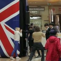 【話題の動画】イギリス政府とブリティッシュエアがモスクワでフラッシュモブ British Airways and VisitBritain – A Big British Flashmob